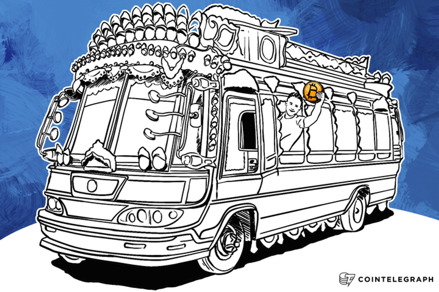 eTravelSmart Partners with Unocoin to Allow Indians to Purchase Bus Tickets with Bitcoin