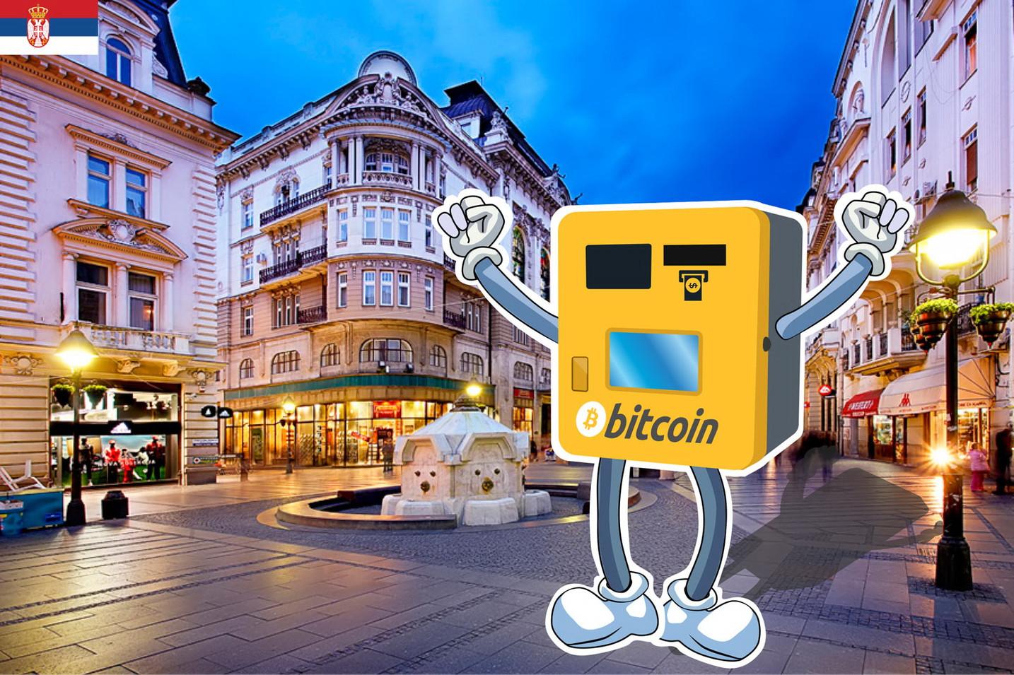 ECD: Bitkoin automati na novim lokacijama