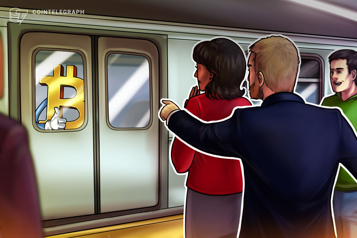 Bitcoin Still Needs 104 Years To Catch Up With NYC Subway