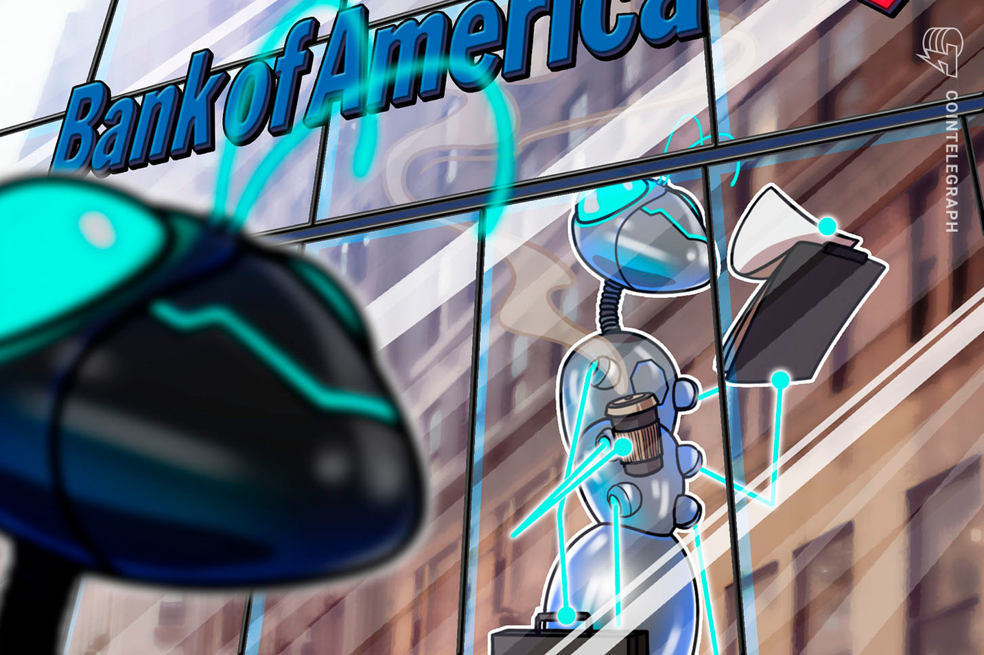 Bank of America's Blockchain Foray: Patent Trolling or Hedging Risks?