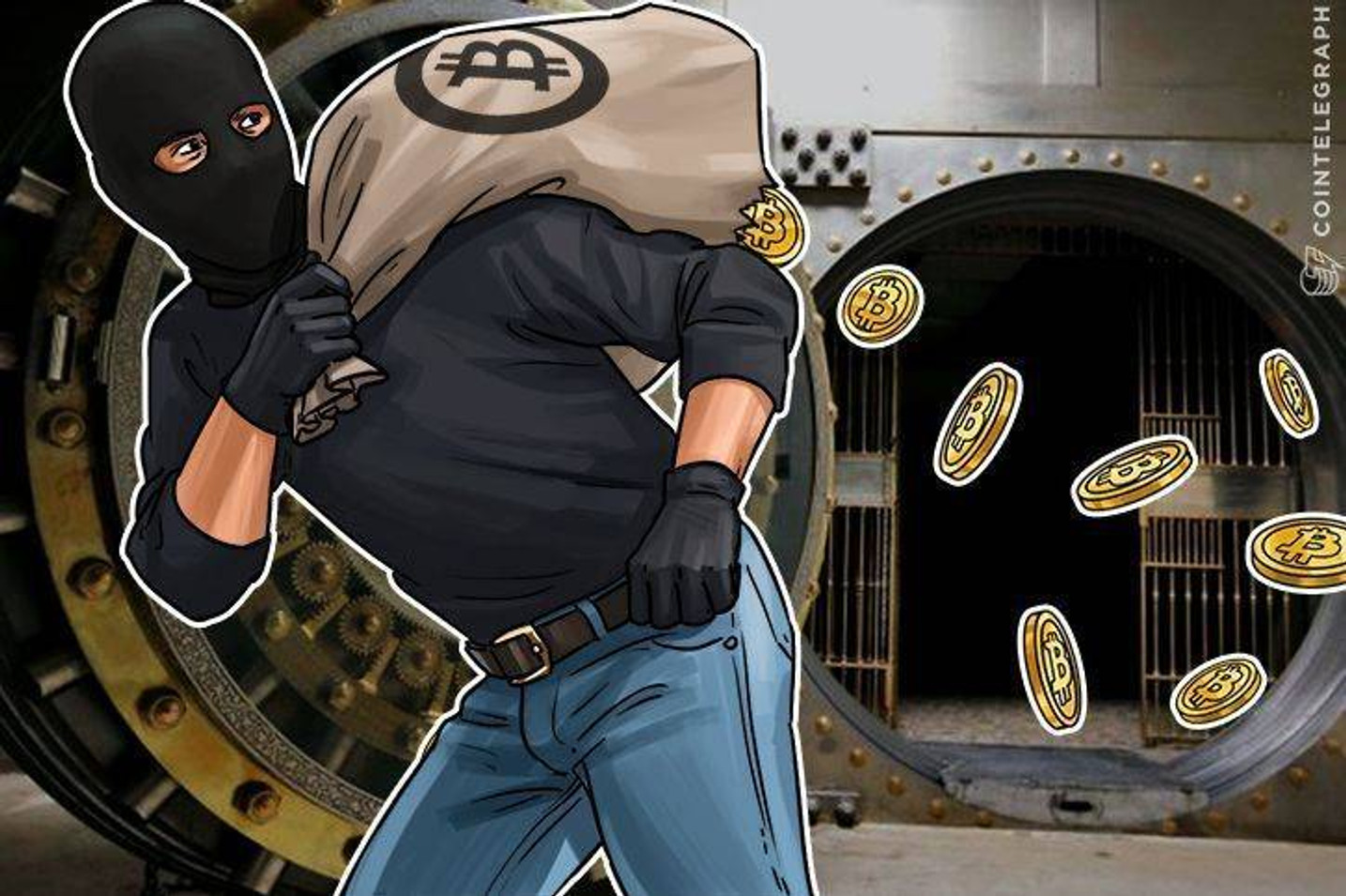Report: $1.1 Bln in Crypto Has Been Stolen This Year