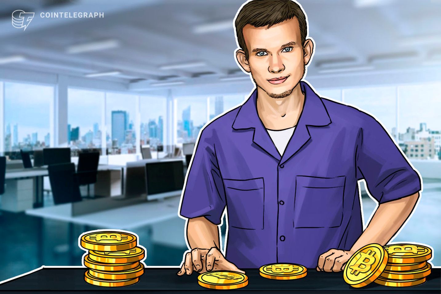 「事後の合理化はクソ」ヴィタリック、仮想通貨ビットコイン予想モデルを酷評【ニュース】