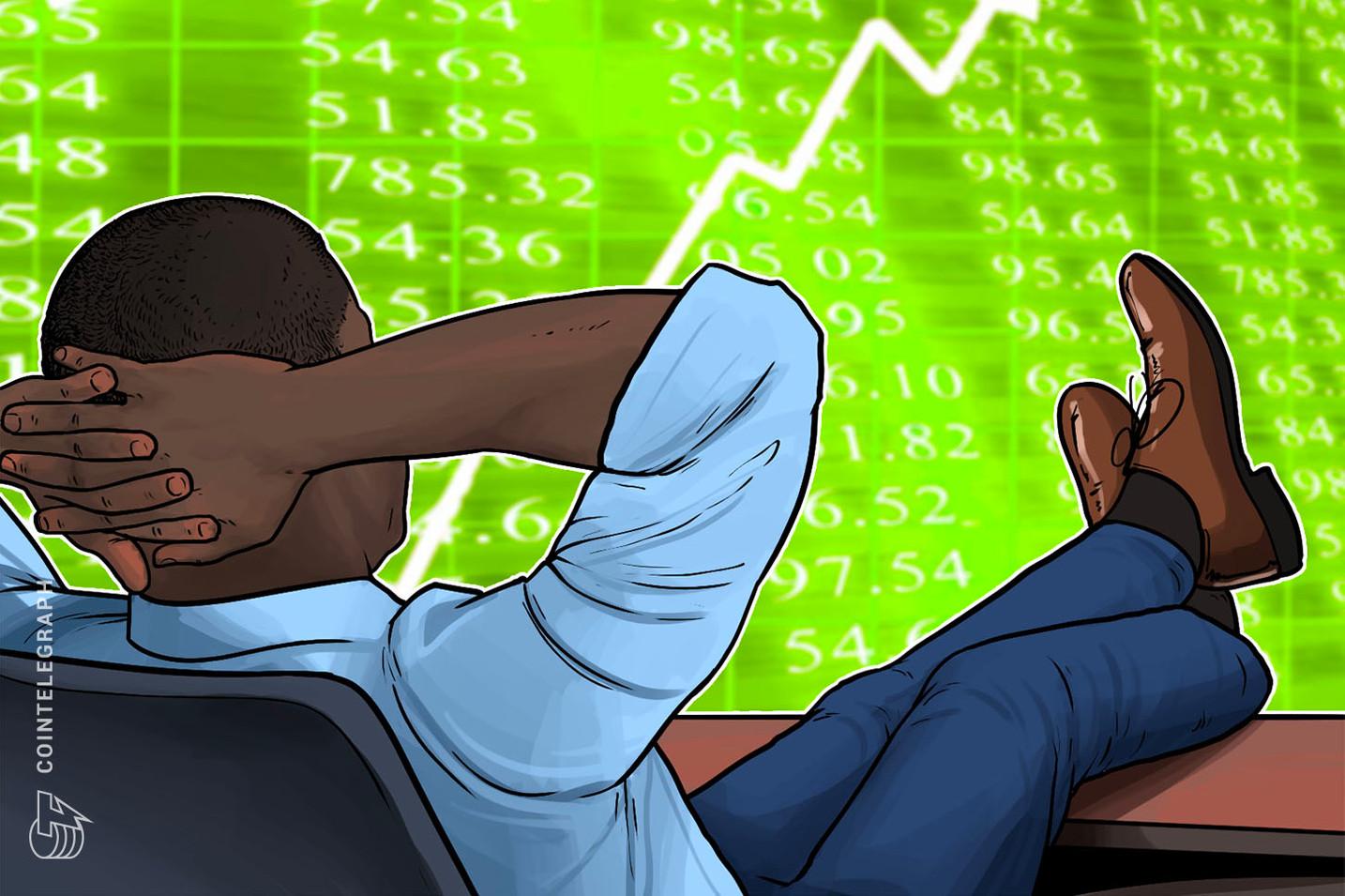 Mercati in verde, capitalizzazione complessiva di mercato superiore ai 400 miliardi di dollari