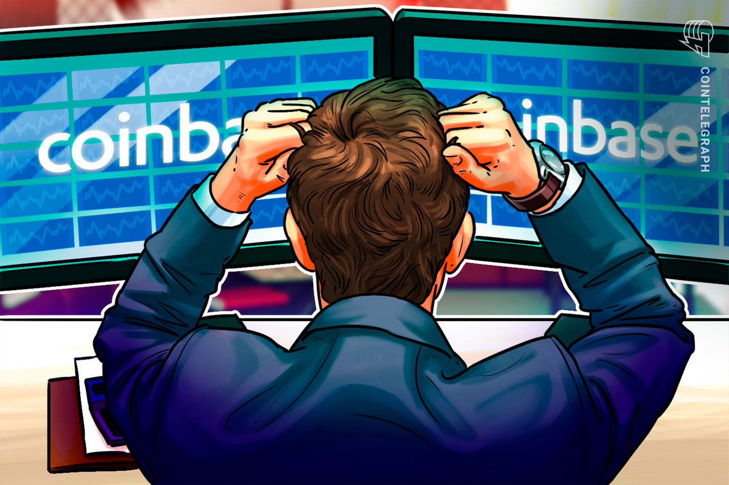 Coinbase Exchange Inaccessible Due to 5x Traffic Spike During Bitcoin Surge