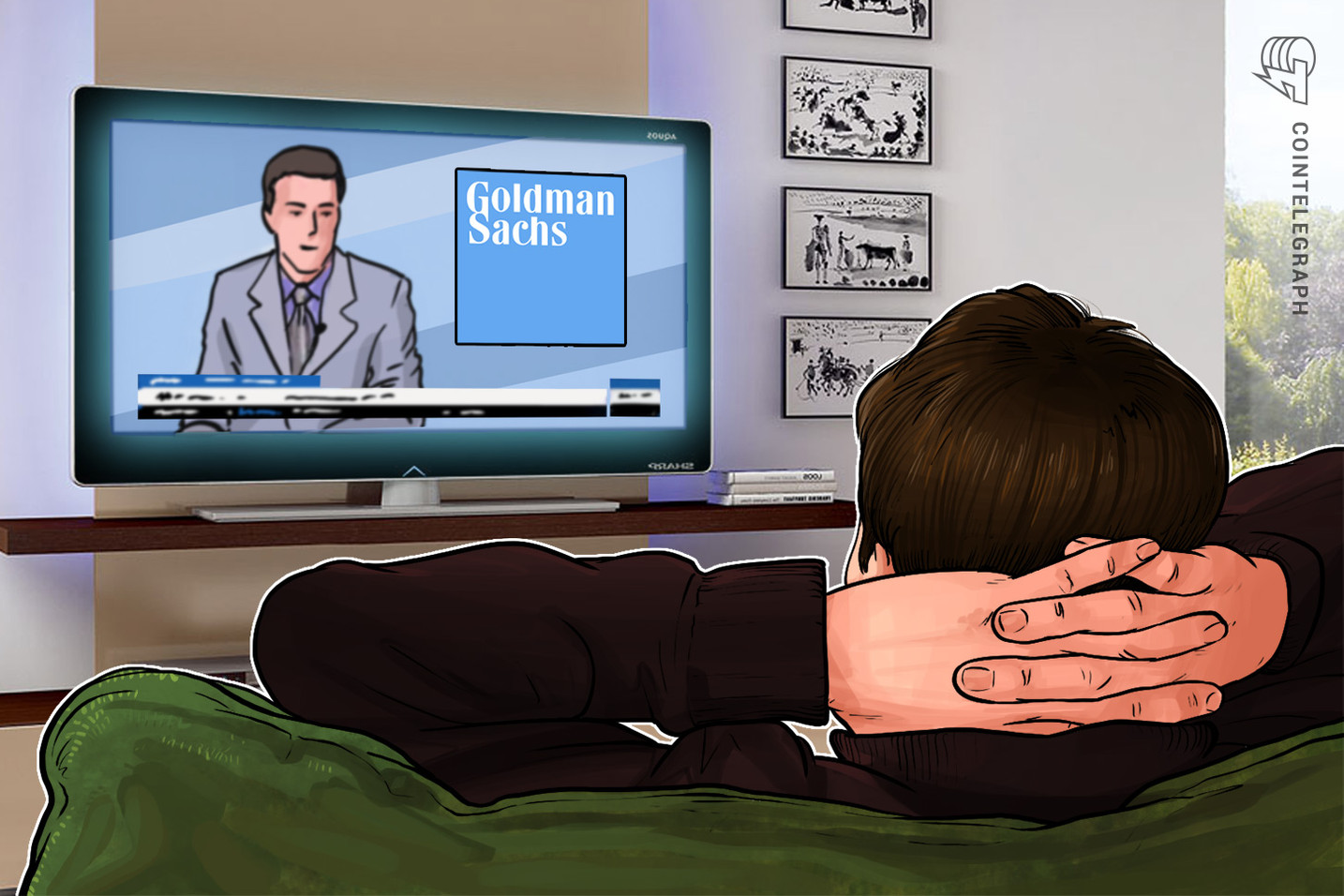 Goldman Sachs Hires Crypto Trader As VP Of Digital Assets 'In Response To Client Interest'