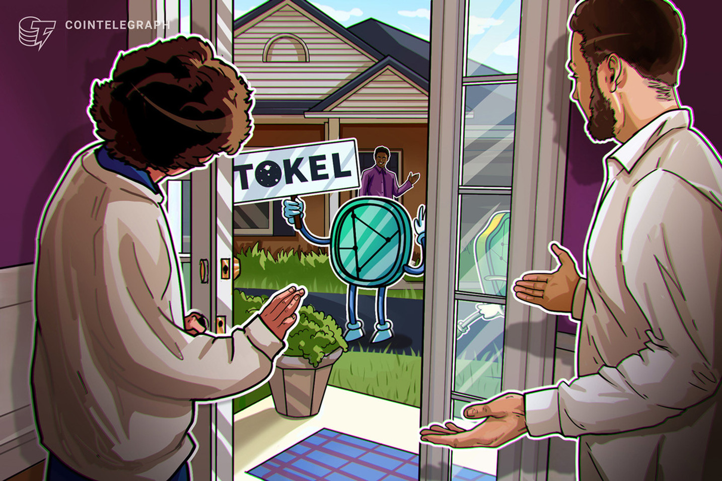 Platform strives to bring businesses and individuals the future of tokenization