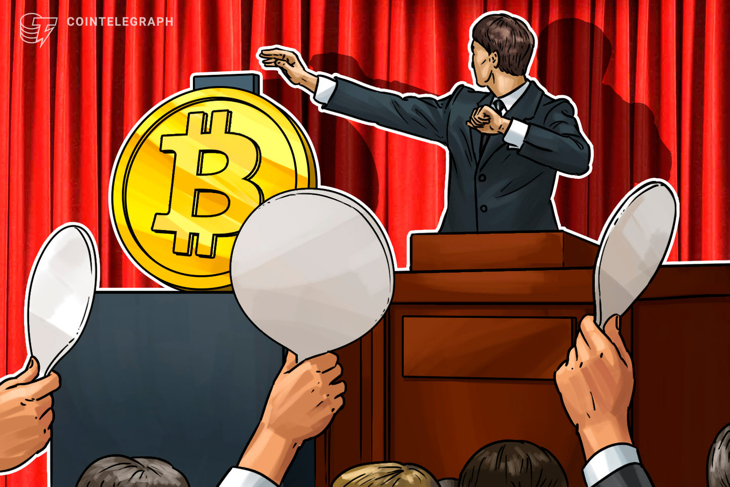 British Police to Auction Off $600,000 in Confiscated Bitcoin Today