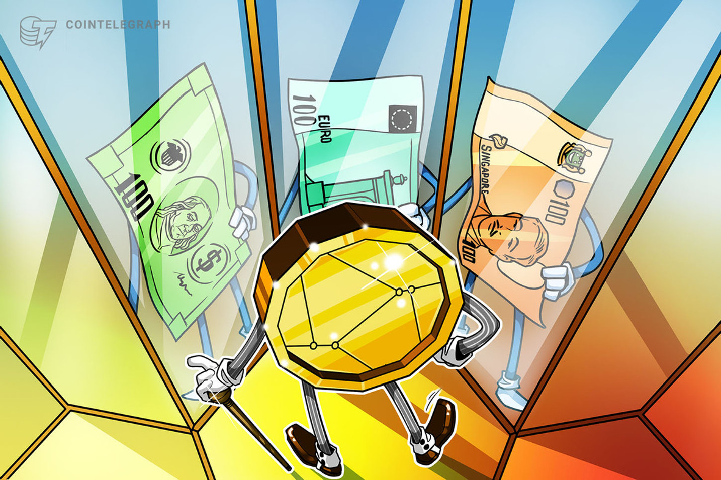 US$ 40 bilhões do estímulo podem ser gastos em investimento e entrevistados preferem Bitcoin