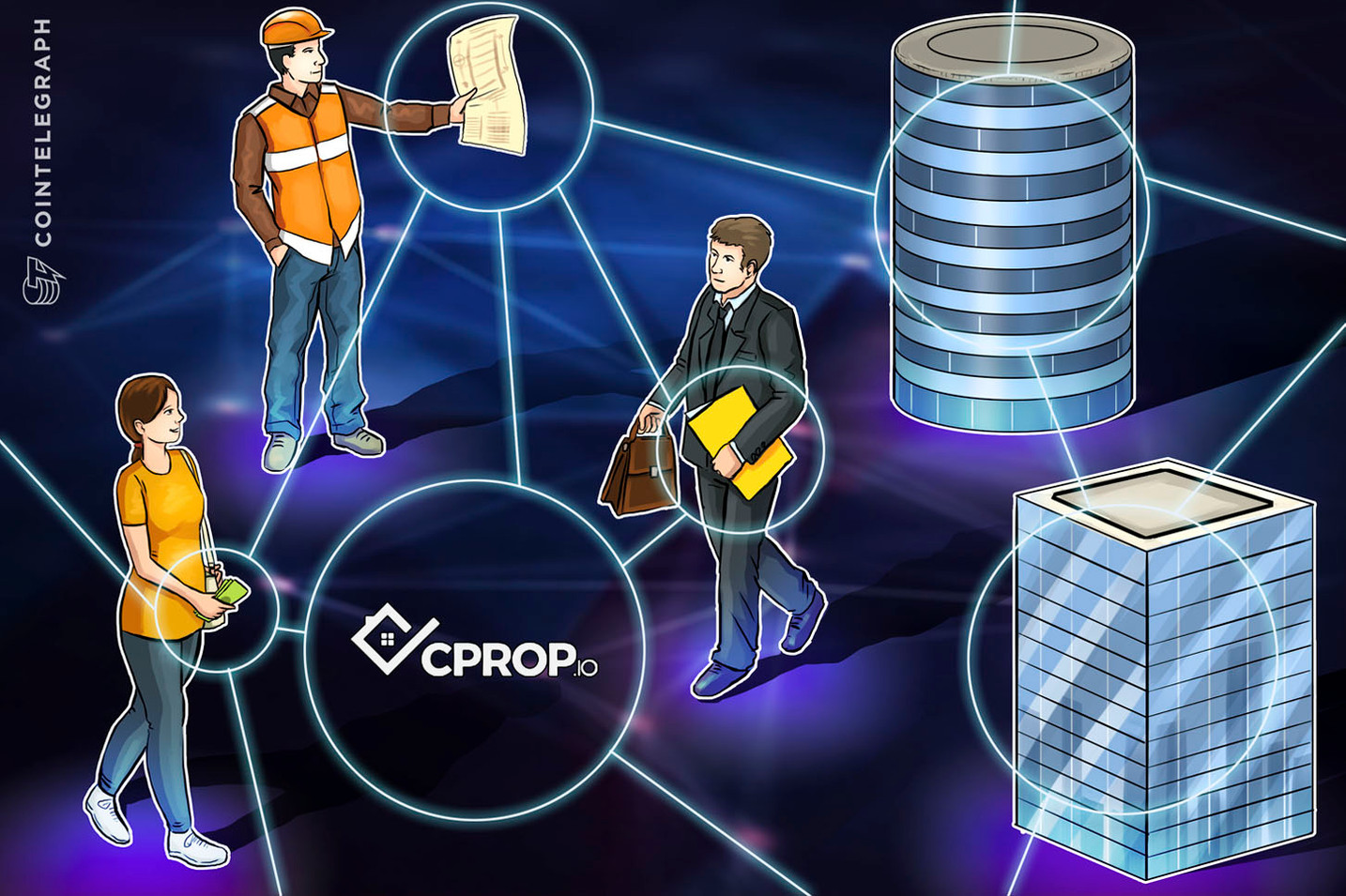 Blockchain Integration For Major Property Portals To Improve Efficiency and Trust When Closing Real Estate Deals