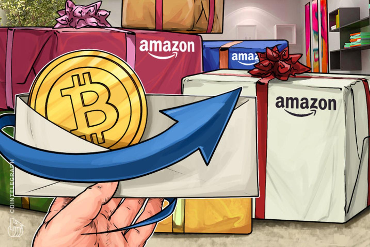 ¿Amazon acepta Bitcoin? Cómo comprar en Amazon con BTC