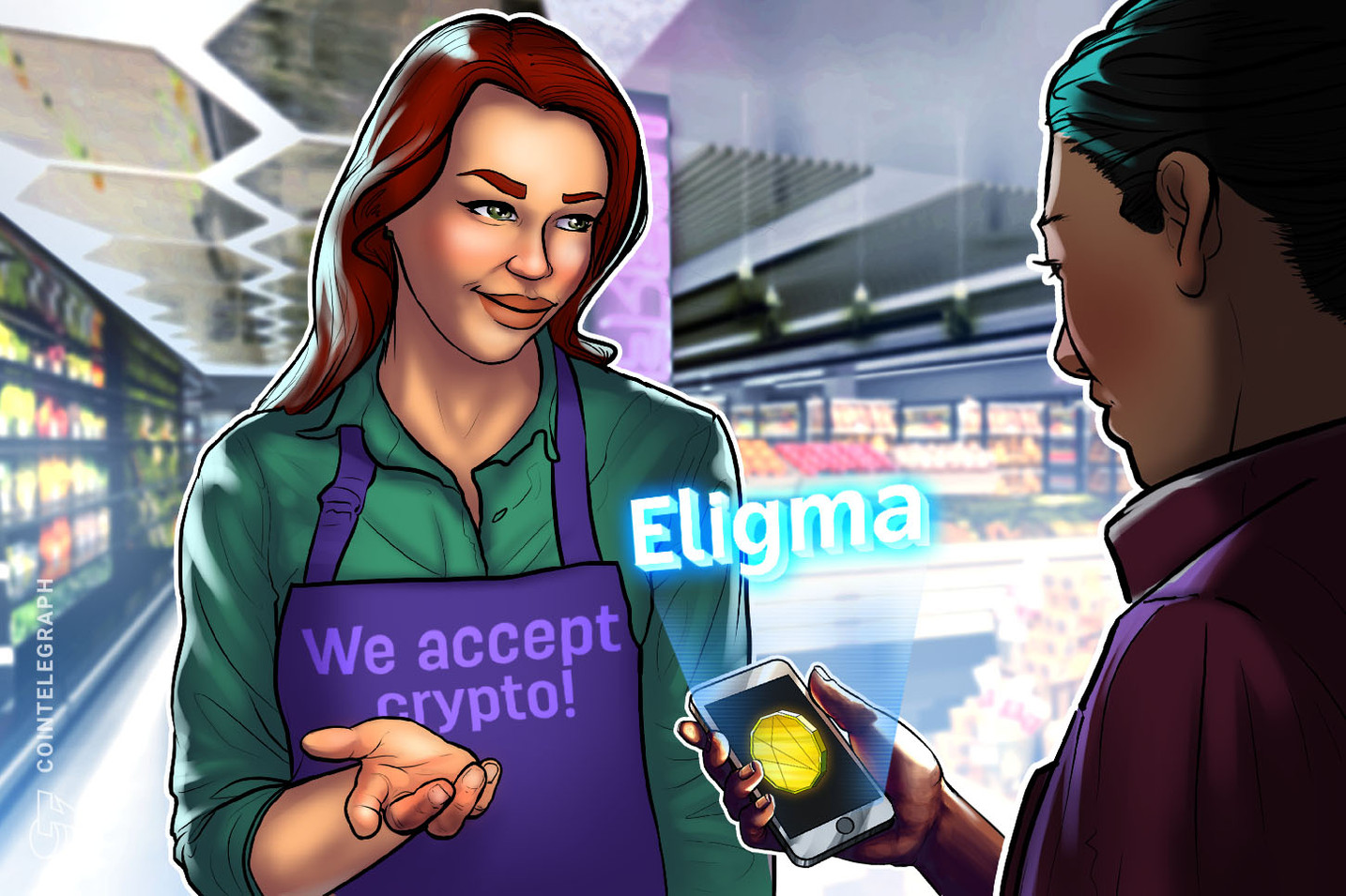 Crypto Payment Provider Unveils Partnerships Worth Millions of Euros