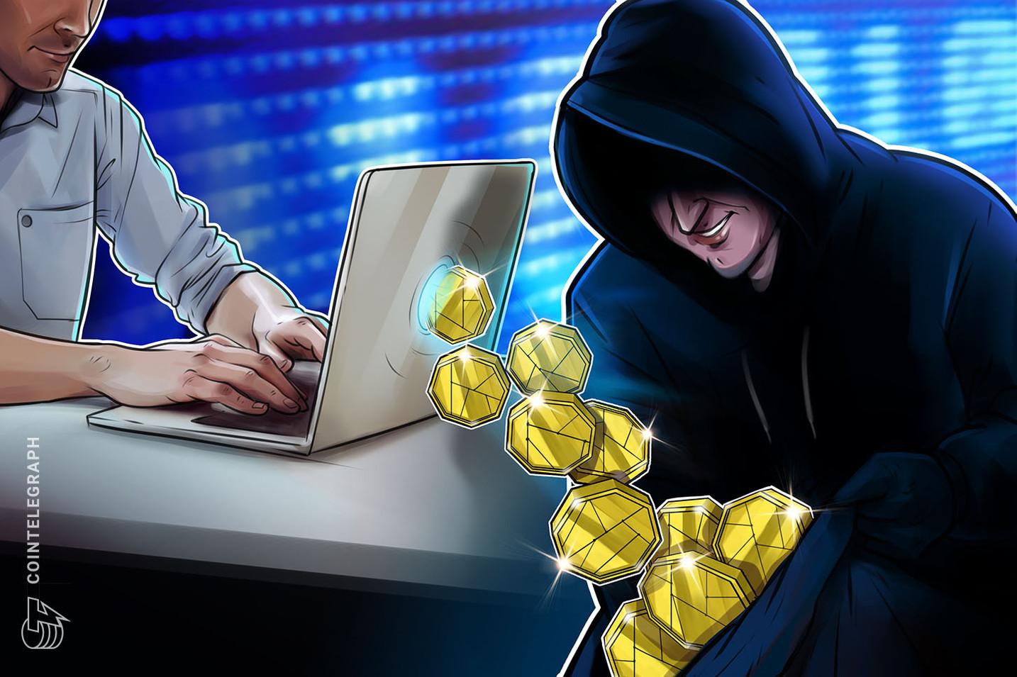 Regno Unito: informatico ruba 34.000€ in criptovalute mentre riparava un network aziendale