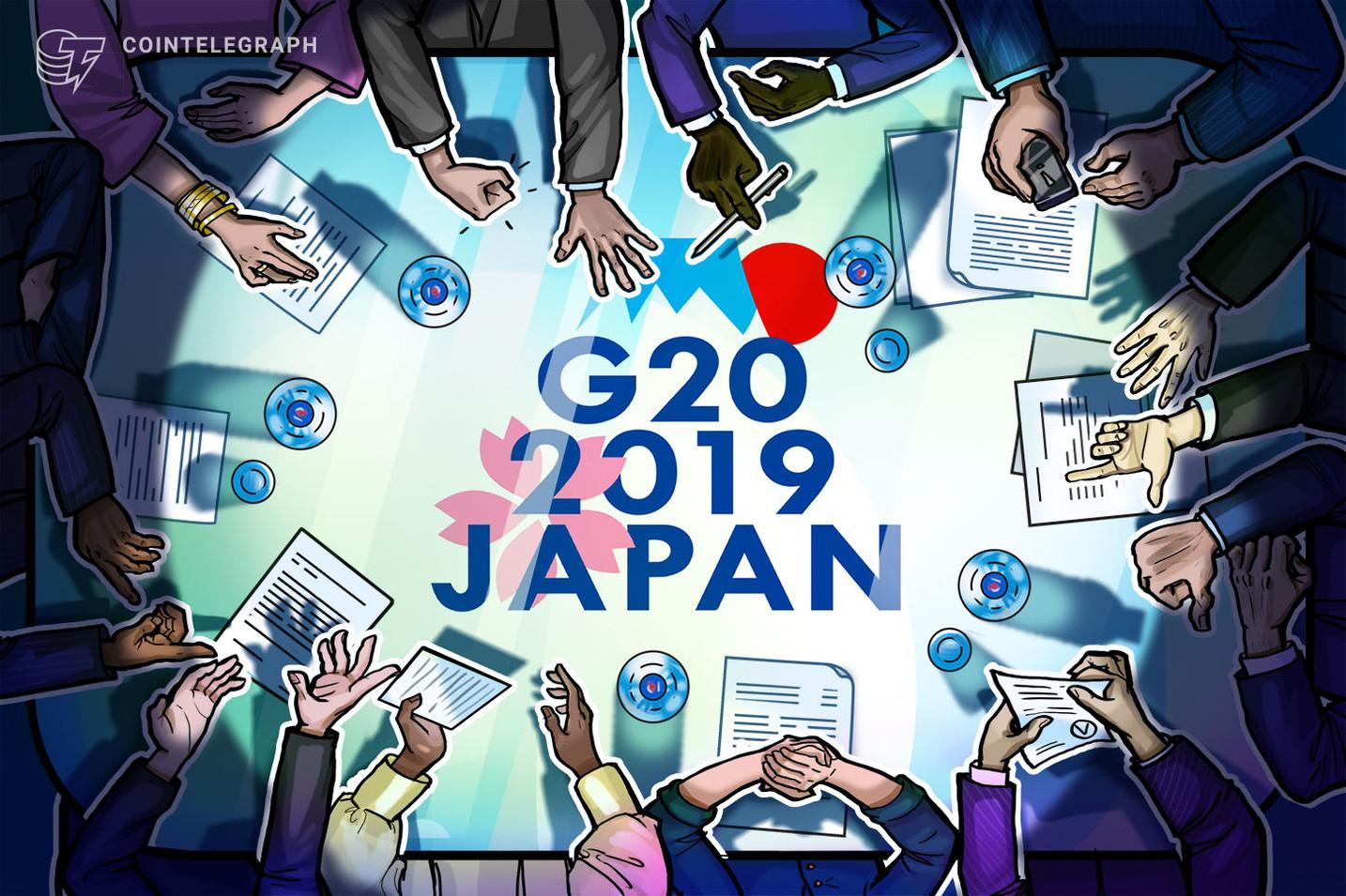 I leader del G20 riaffermano la loro posizione sulle criptovalute