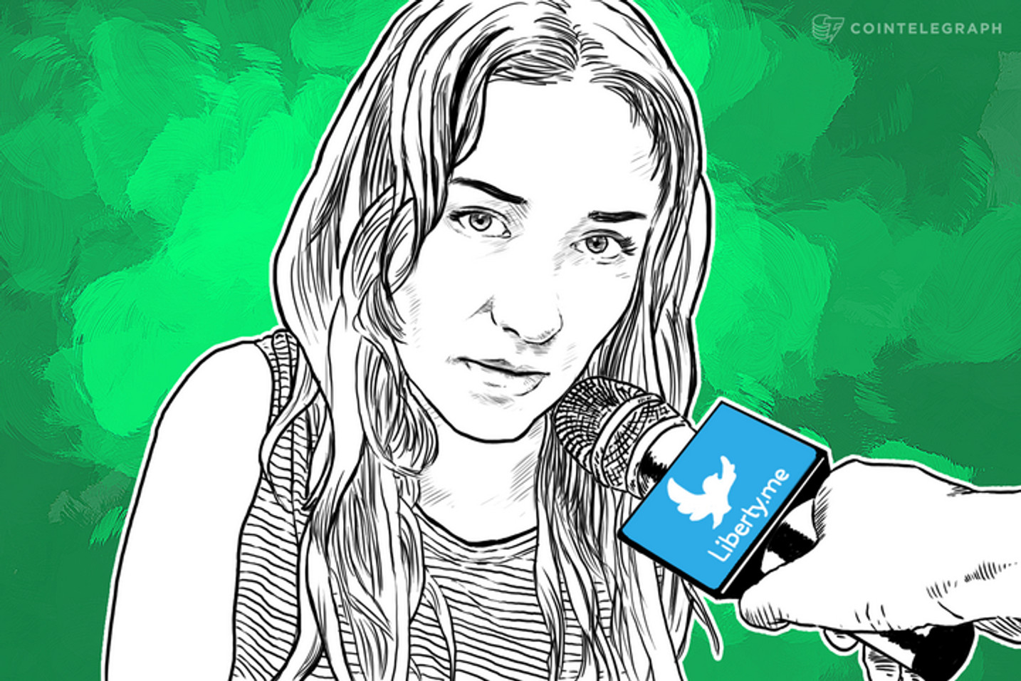 Liberty.me Hosts Third Big-Name Bitcoin Podcast, Announces 3 BTC Competition Winners