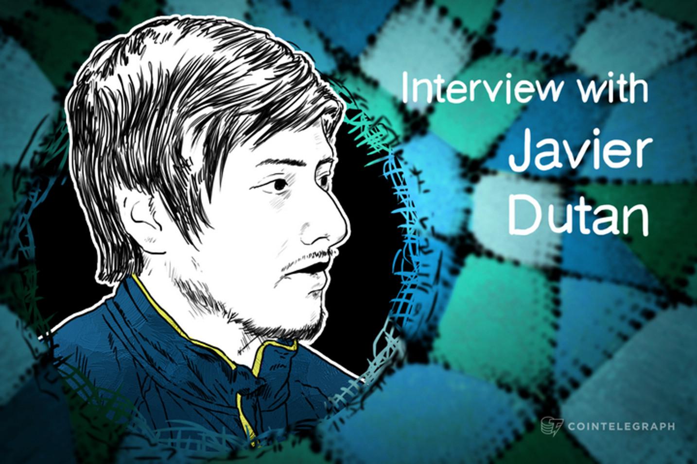 Interview with Javier Dutan: Restaurant Automation 'à la Bitcoin'