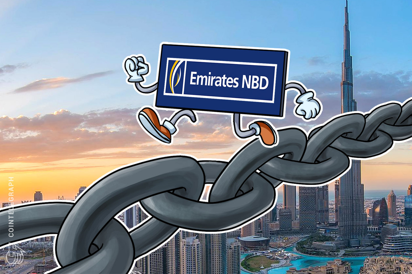 UAEの大手銀行、小切手詐欺防止のためにブロックチェーン技術を導入