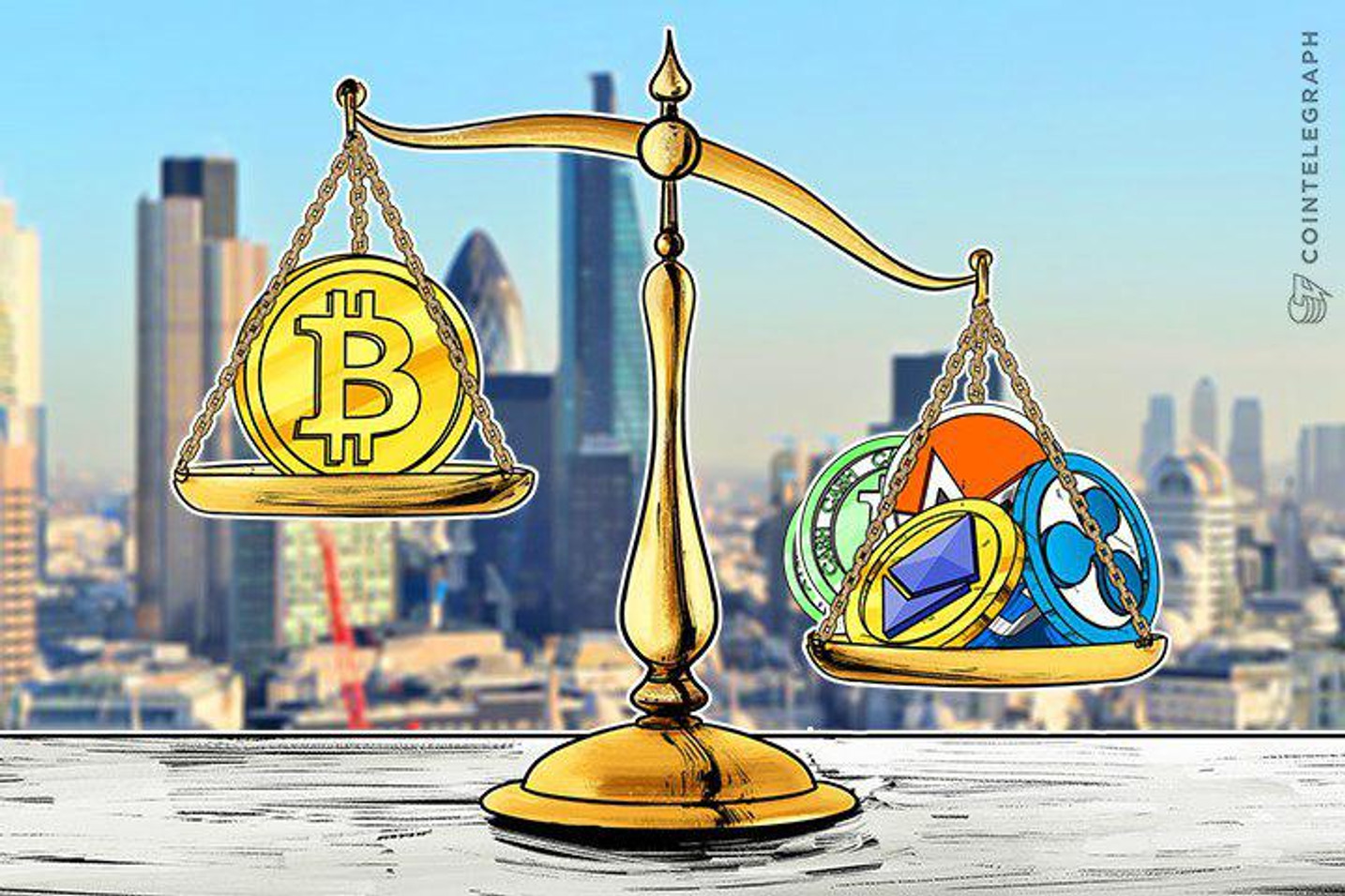 Research Shows British Companies Are Diversifying Crypto Stockpiles, No Longer BTC-Focused