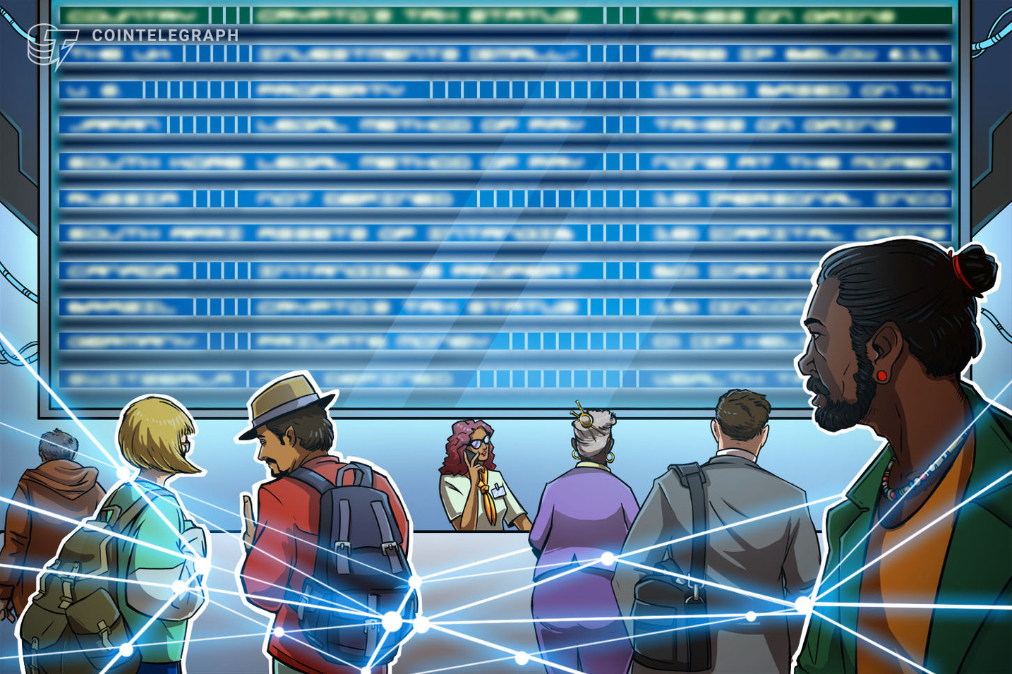 Implementan tecnología blockchain para seguridad en espacios turísticos en España