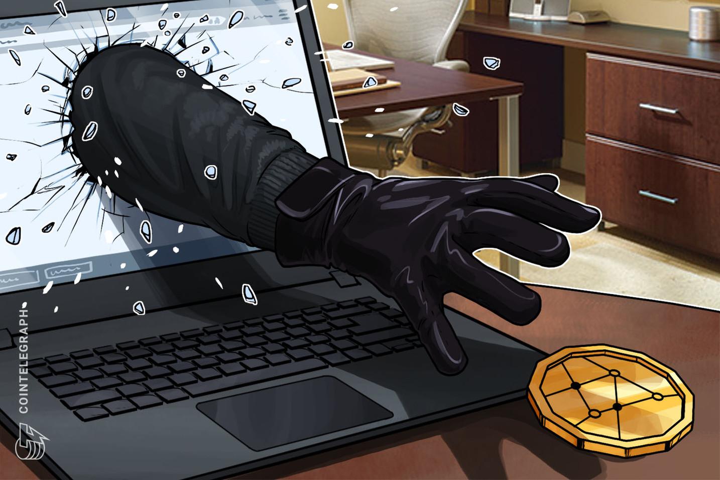 Hacker zieht 7,7 Mio. US-Dollar aus gehacktem EOS Konto ab