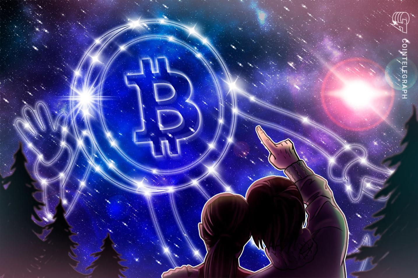 Desde Bitpanda opinan que la subida de precio de Bitcoin es por dinero institucional