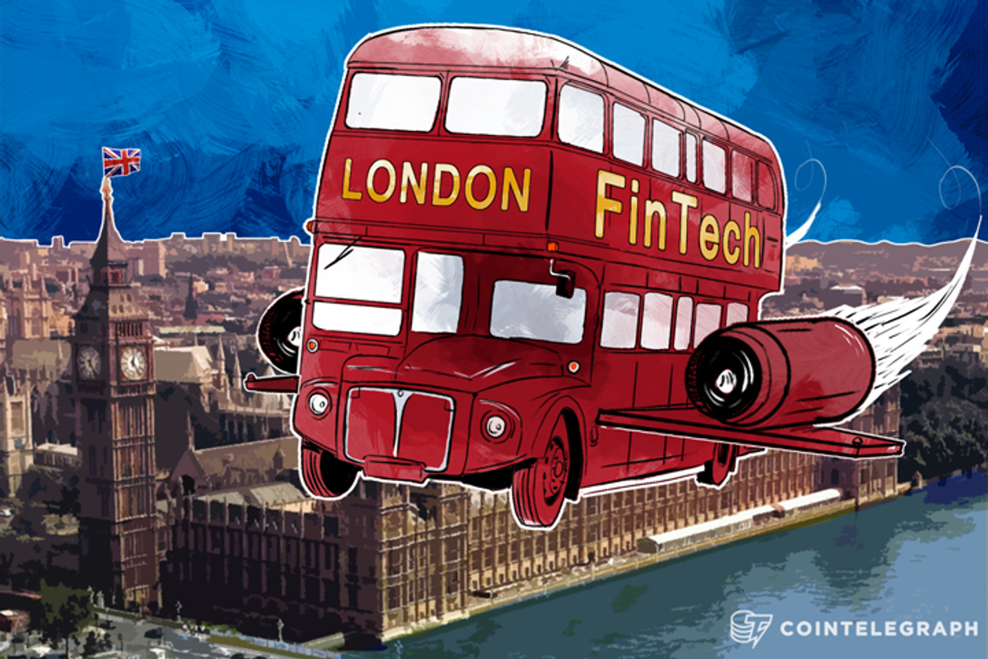 44,000 Work in London's FinTech Sector, More Than in NY and SV