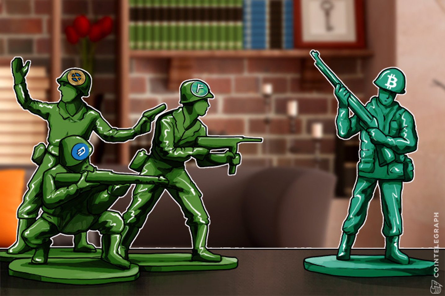 Age of Altcoins? Alternative Cryptocurrencies Make Gains Against Bitcoin