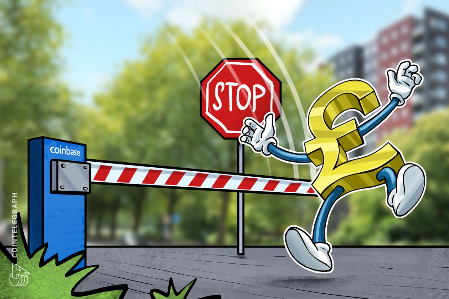 Report: Coinbase Deposits for UK Users Now Take 10 Days, Must Be Over £1,000