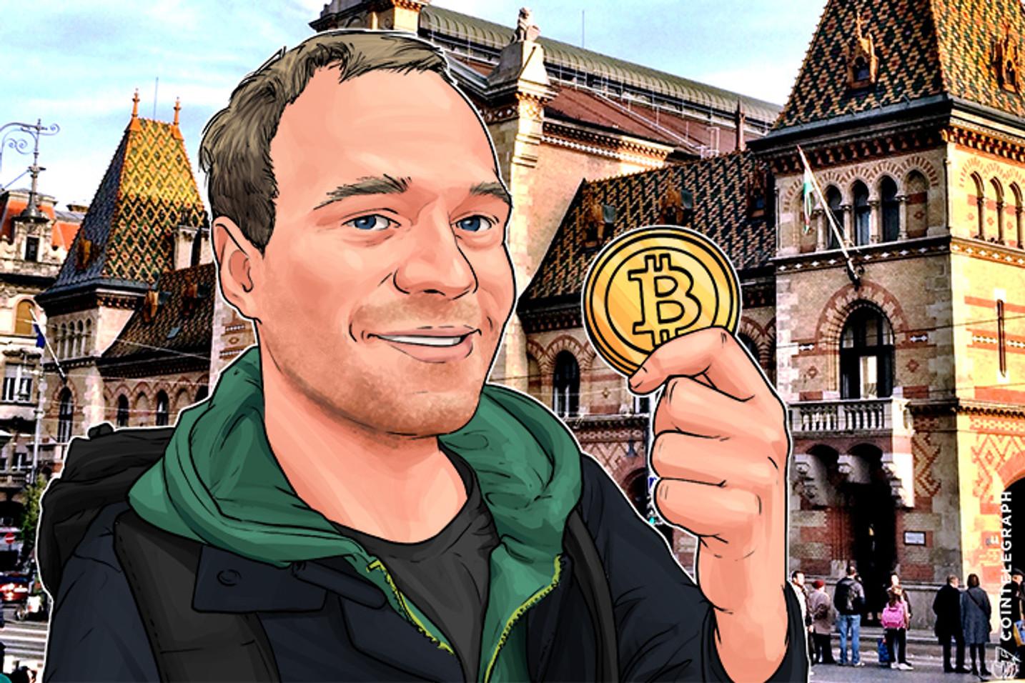 bitcoin di budapest