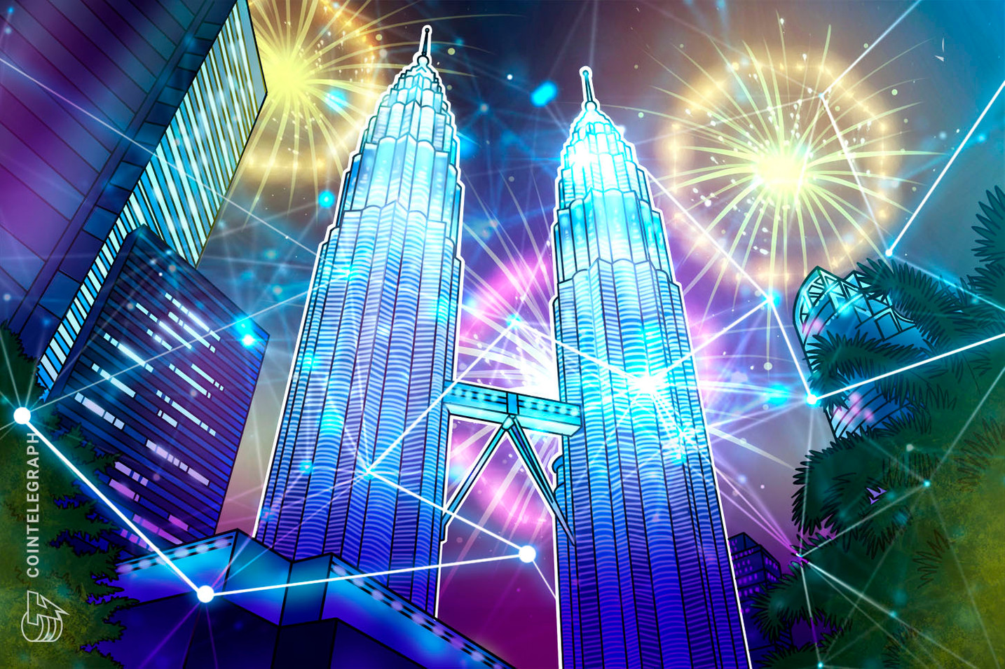 HSBC promulga la primera carta de crédito en una cadena de bloques en Malasia