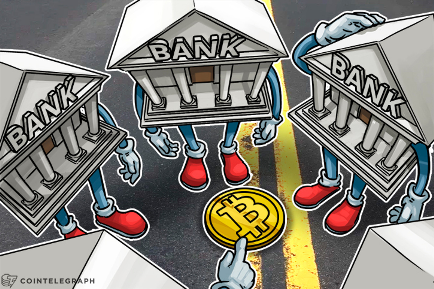 Why Big Banks are so Nervous About Bitcoin