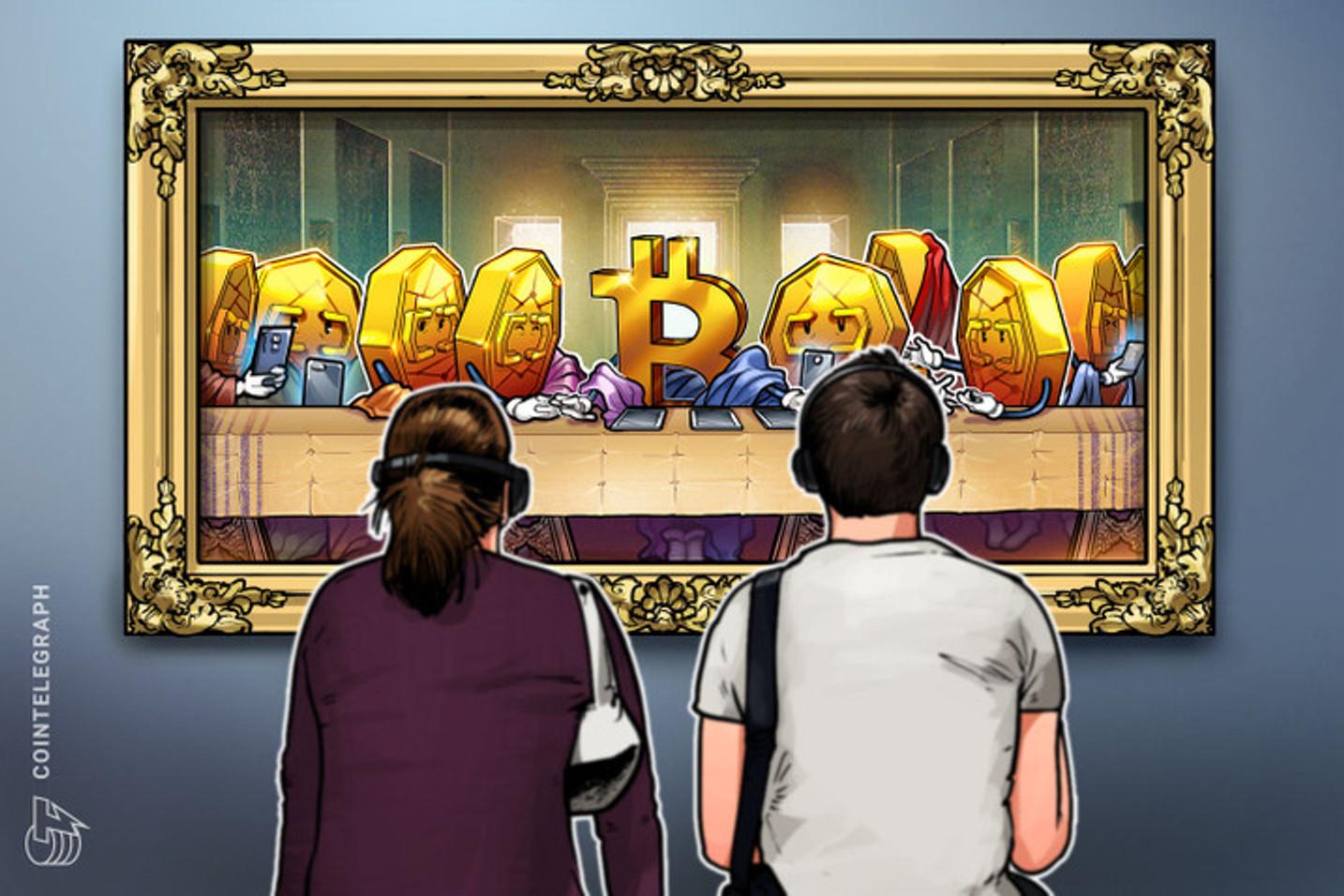 「次はデジタルアート」米国仮想通貨投資のご意見番ポンプが予想