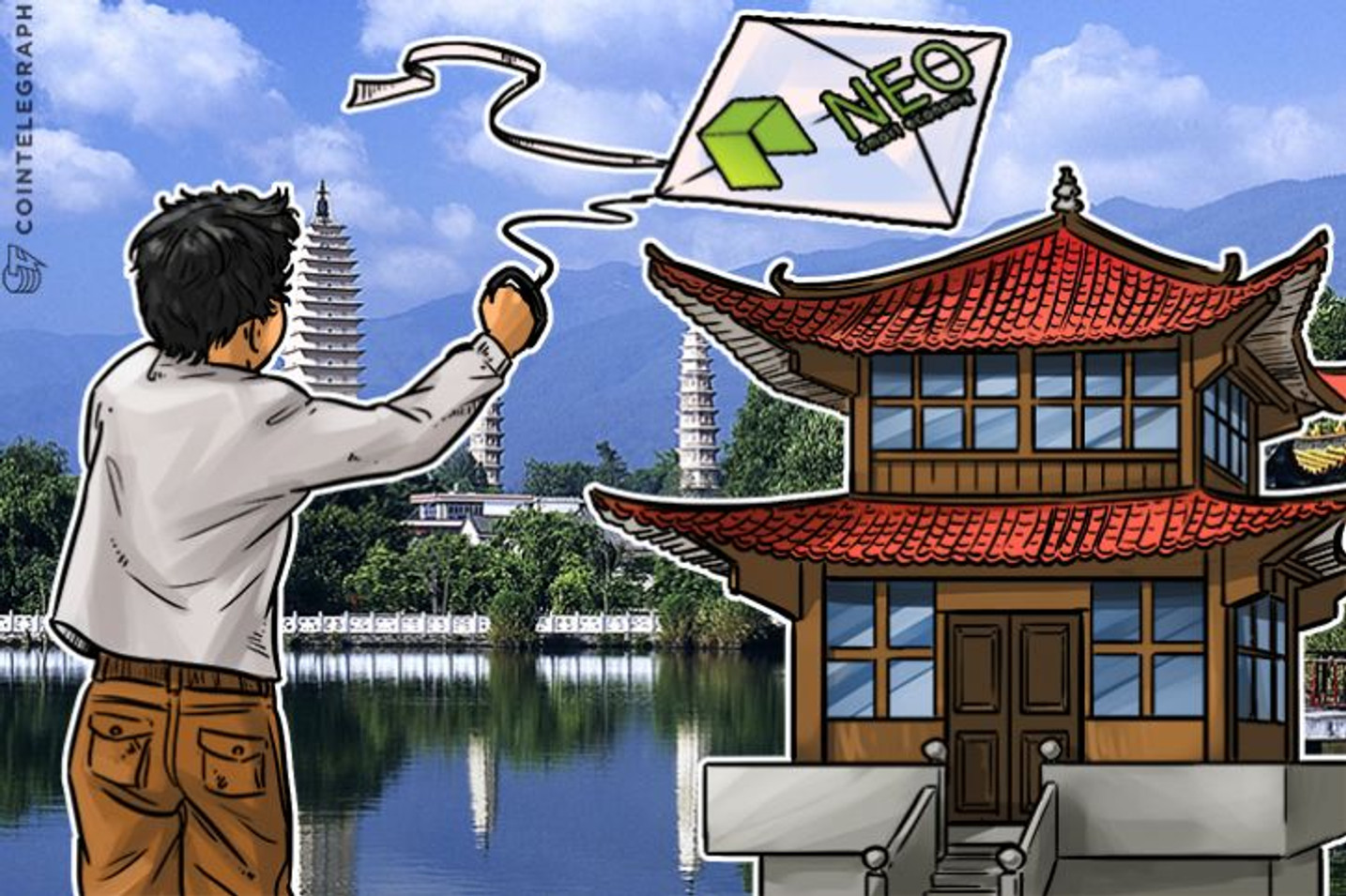 China's Leading Exchange Distributing GAS to Those with NEO