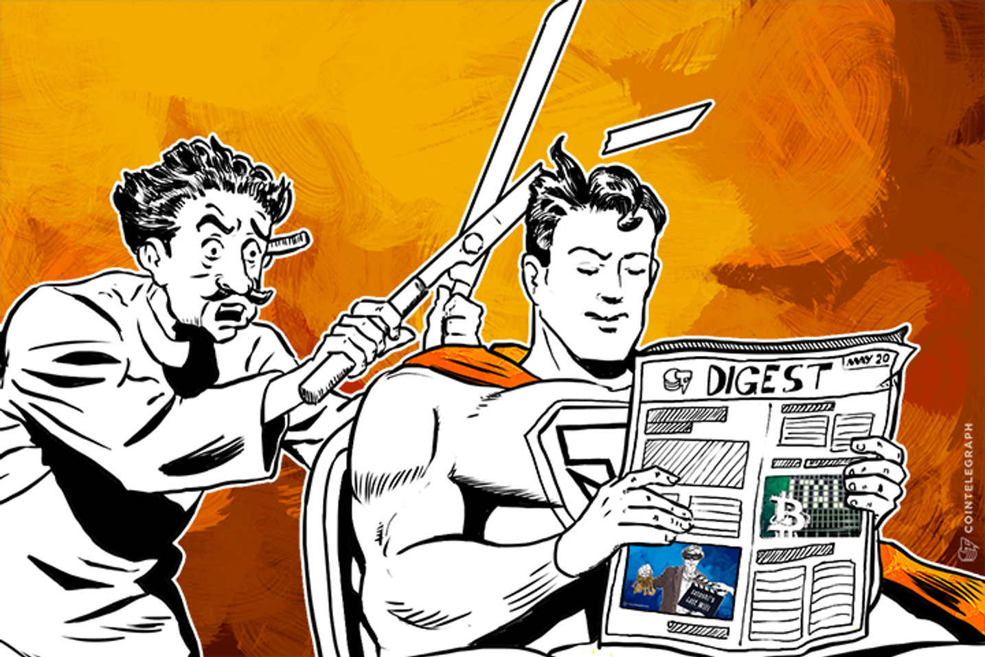 MAY 20 DIGEST: NYSE Launches Bitcoin Index, Overstock Invests in 'Alternative Trading' Company