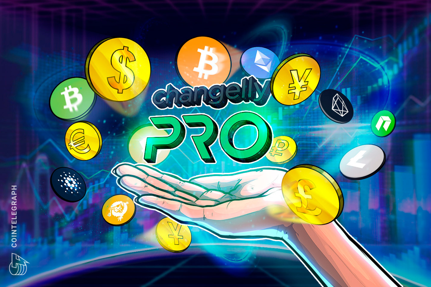 Instant Crypto Exchange Launches Pro Platform as Market 'Matures'