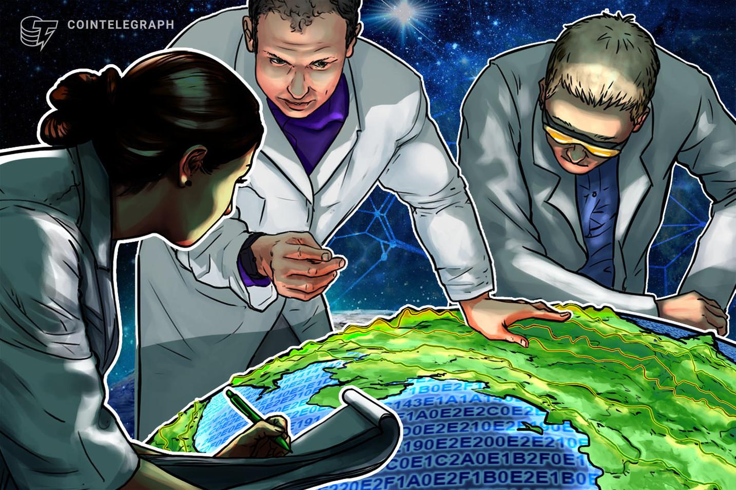 Bitcoin supera los USD 9,300 mientras que el mercado de valores de EE. UU. experimenta una leve caída