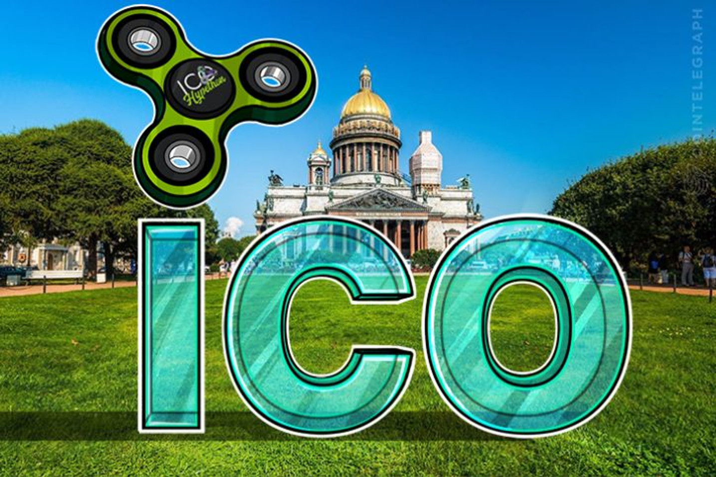 Blockchain Industry Gets Big Boost at ICO Hypethon in St. Petersburg, Russia
