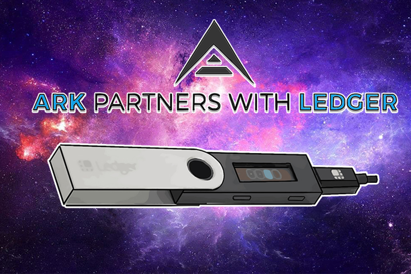 ARK To Be Available On Ledger Hardware Wallet