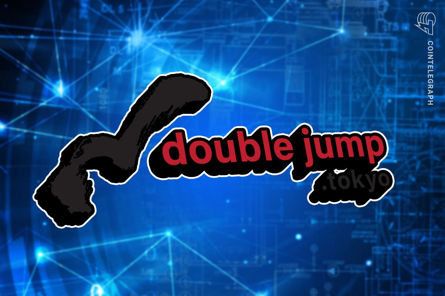 Double jump.tokyo and Square Enix  co-develop NFT content