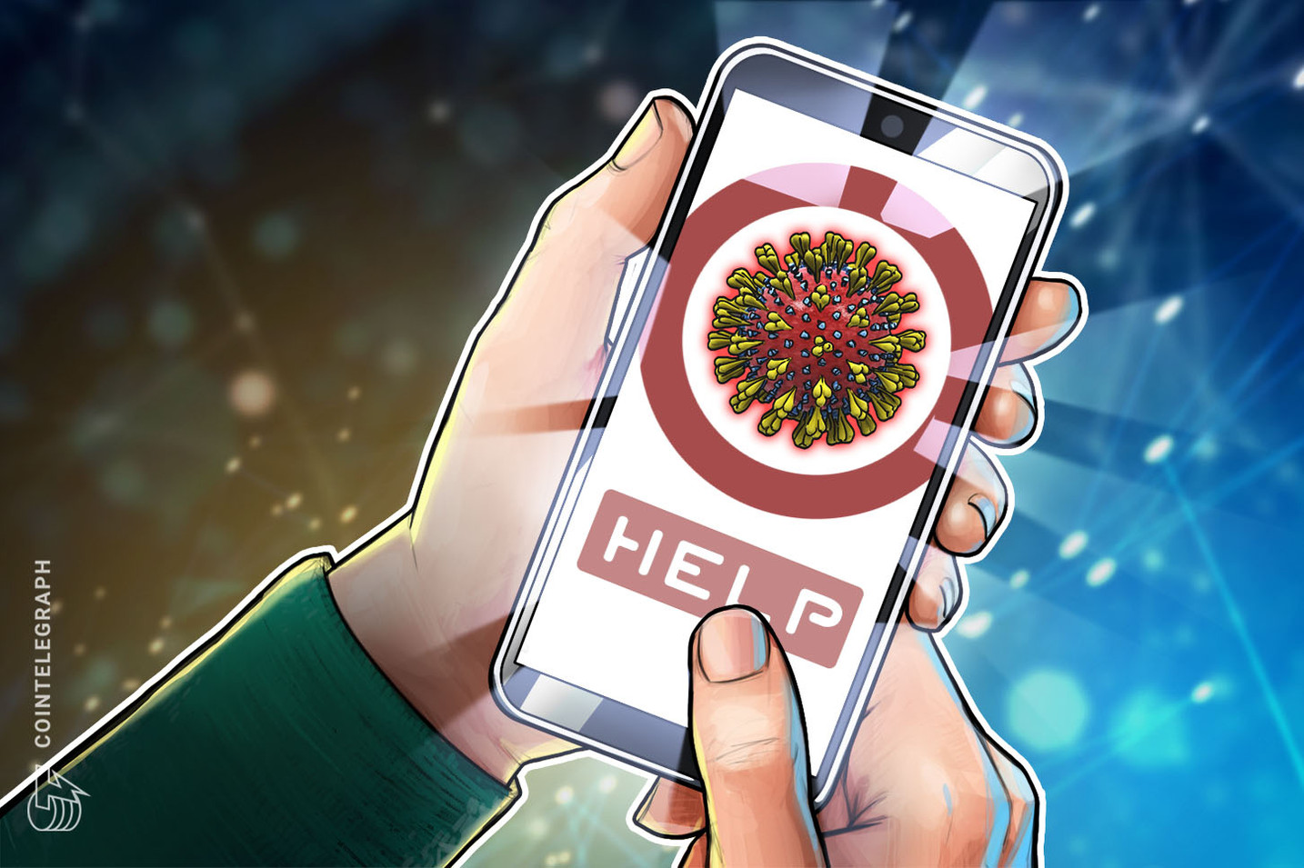 Surge in Crypto Emergency App Downloads Due to COVID-19