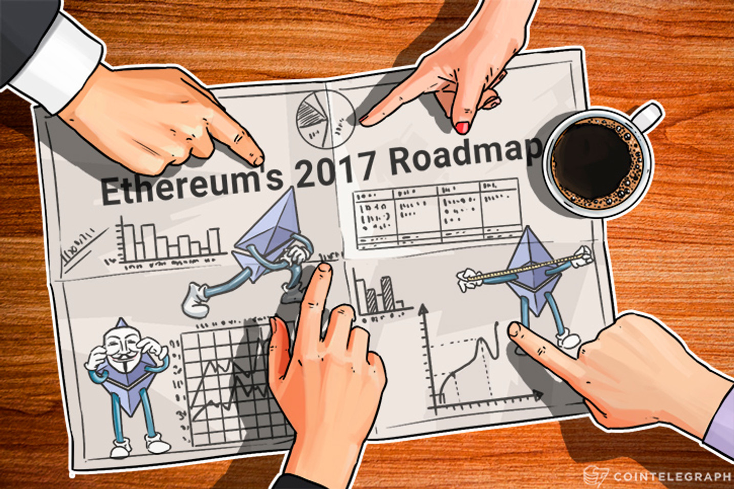 Ethereum's 2017 Roadmap: Flexibility, PoW to PoS, Improving Ecosystem