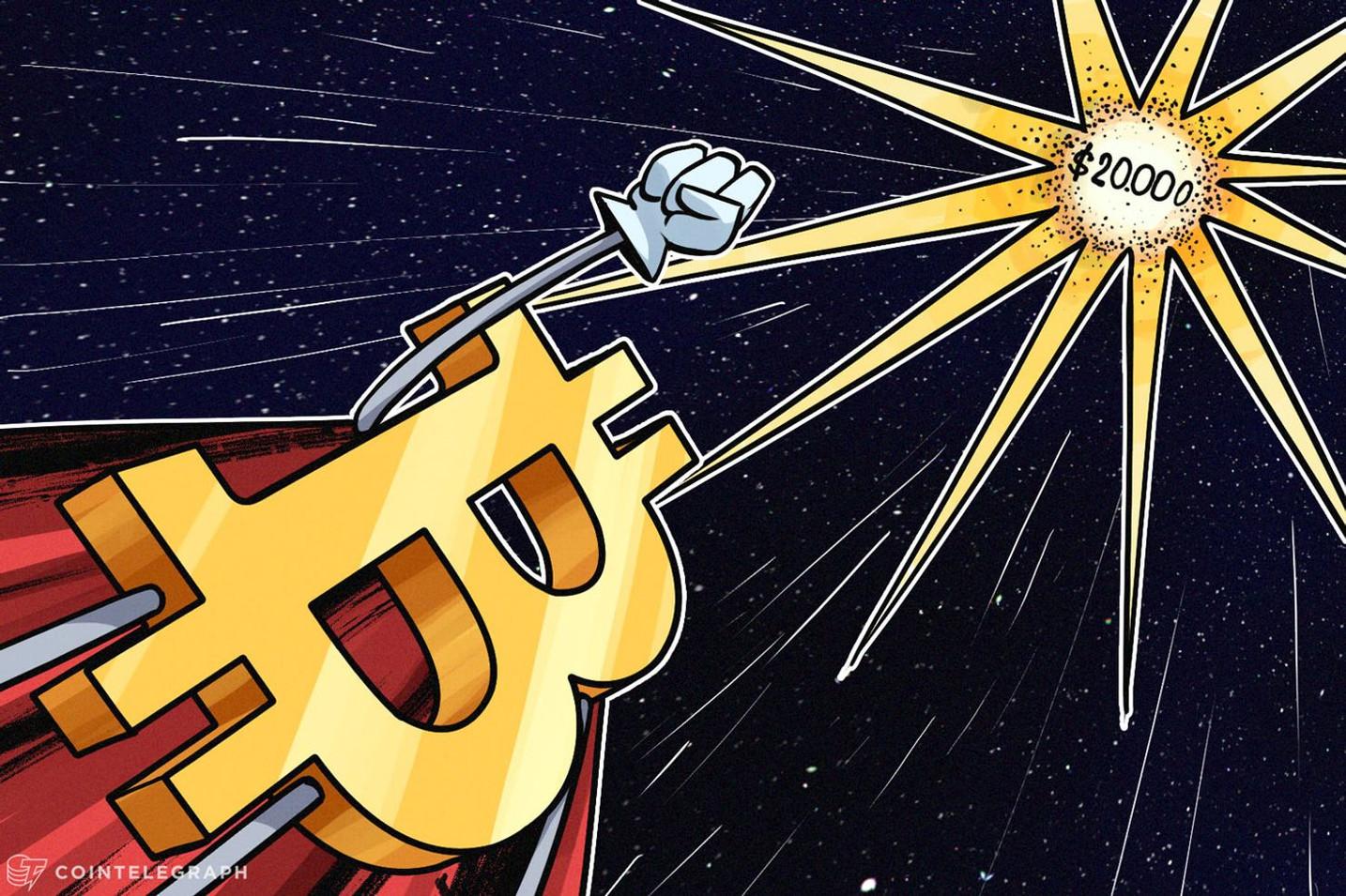 仮想通貨ビットコイン 2021年に2万ドルに到達か?カナダの投資会社がチャートを解説