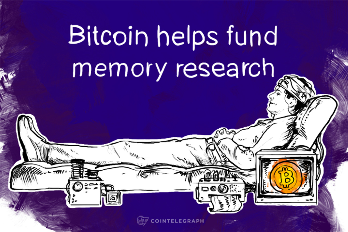 Bitcoin helps fund memory research