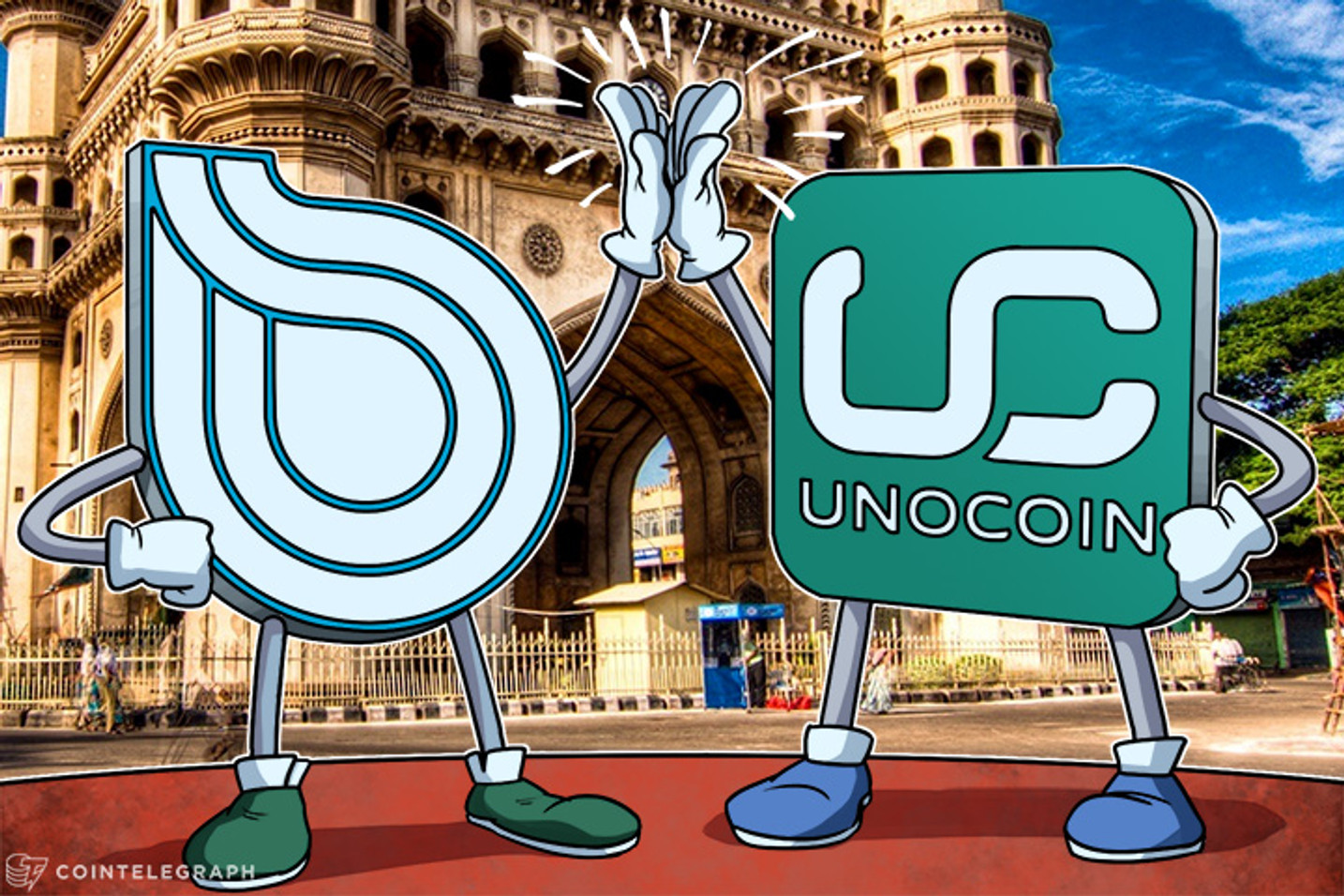 Unocoin and BitWage Partner to Bring Cheaper Remittances to India