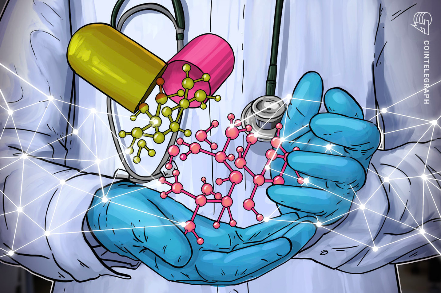 China pone en la lista negra a una empresa blockchain para que no exporte suministros médicos a otros países