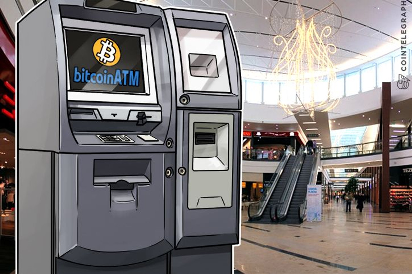 Coinsource Installs 20 New Bitcoin ATMs in Georgia