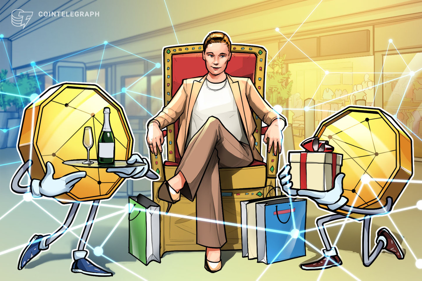 Can Crypto Platforms Help Loyalty Schemes in Shops Make a Comeback?