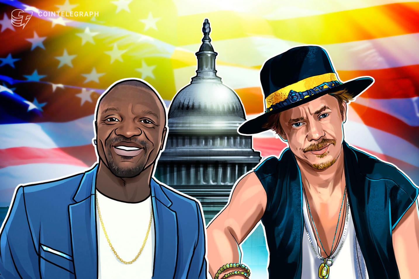 Akon joins Brock Pierce's presidential campaign as chief strategist