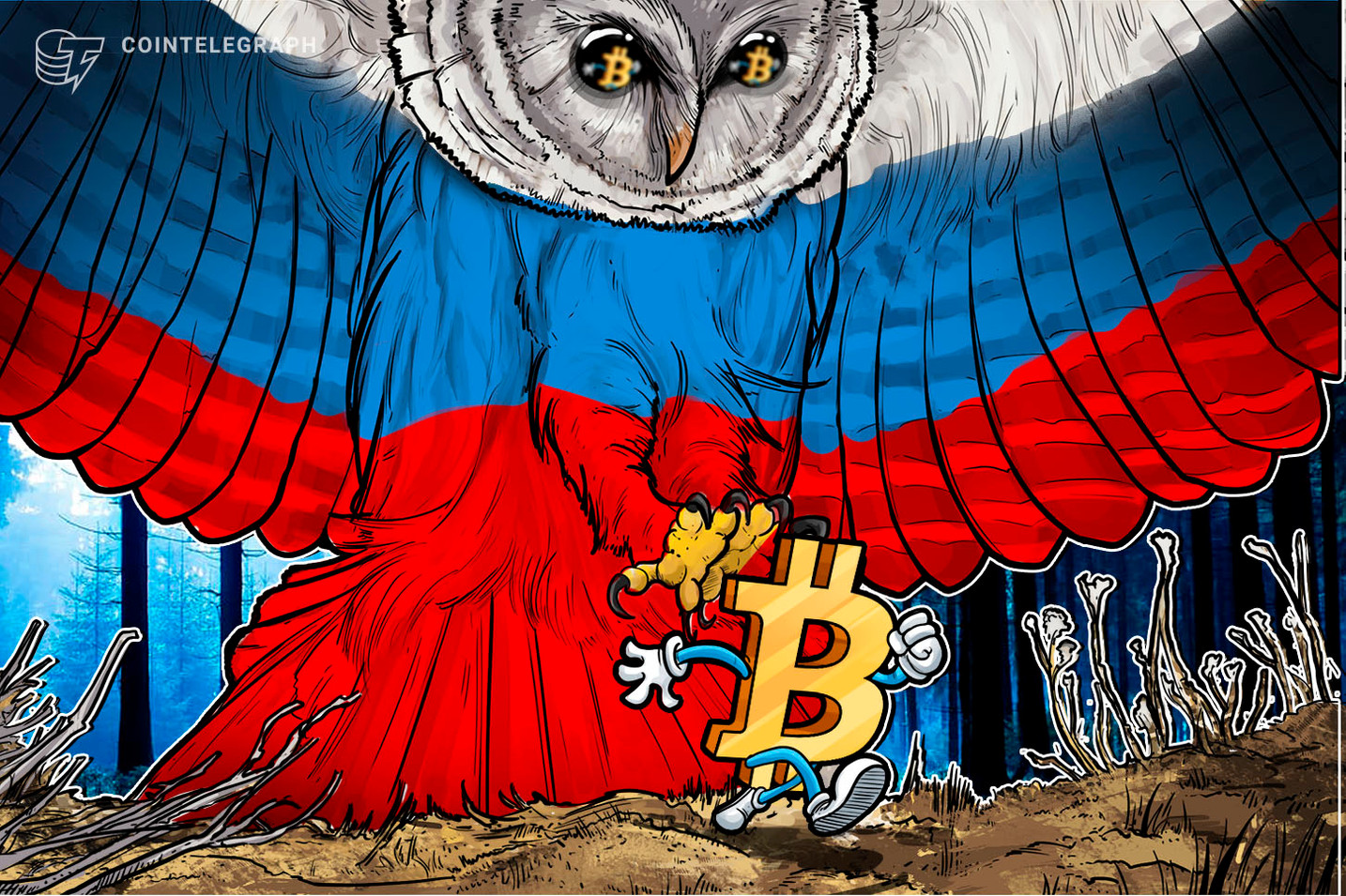 Russisches Parlament will Krypto-Mining bestrafen