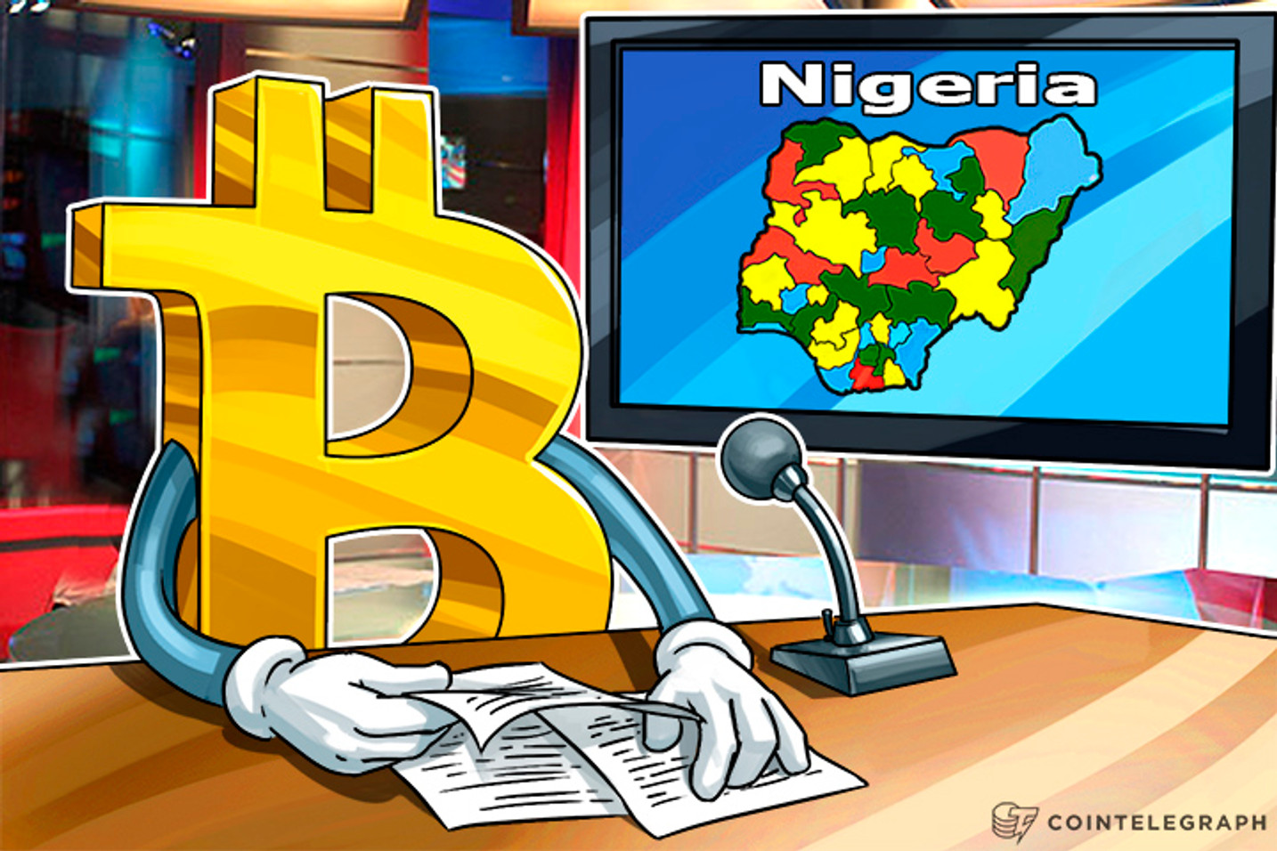 In the Face Of a Failing Economy, Nigerians Run to Bitcoin For Safety