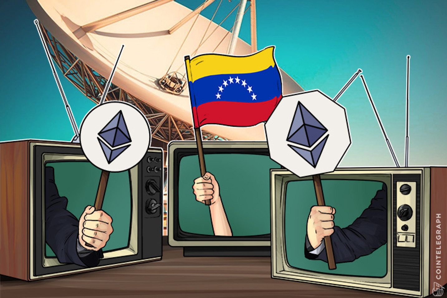 Venezuelan Bitcoin Miners Turning to Ethereum After Government Crackdown
